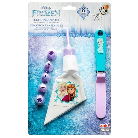 disneys frozen kids baking sets  sale anna elsa pc zak zak designs