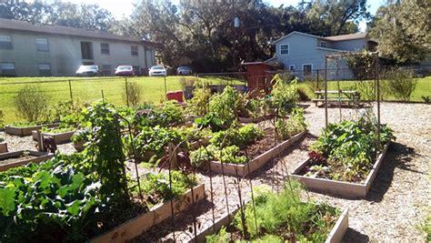 find  community garden   city  orlando
