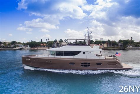 nisi diva motor yacht  sale  north yachts
