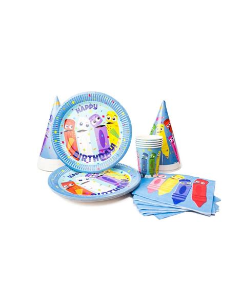 birthday color the color crew collection supplies