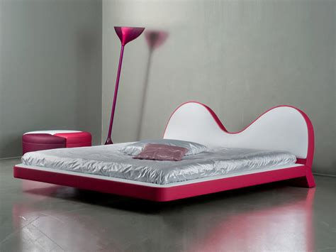 Awesome Beds | new awesome pink bed and modular sofa from valdichienti