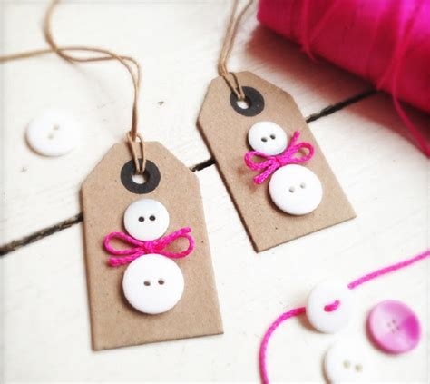 diy gift tags is coming diy ideas for on flipboard