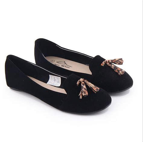 Flat Shoes Anti Licinalas Karet 1 2016 factory sales eur 35 40 suede fashion flat