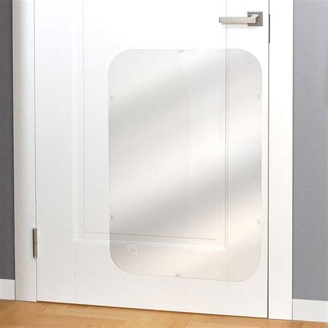 scratching door protector perspex door protector claws tm screen door protector save screens from pet