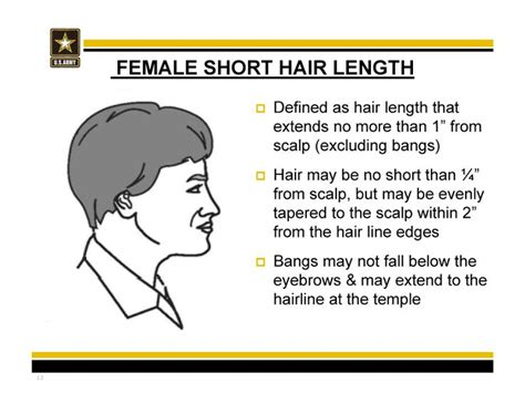 female haircut army regulations 1000 images about uniforms regulations on pinterest