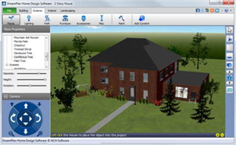 2d home design software download dreamplan home design landscape planning software