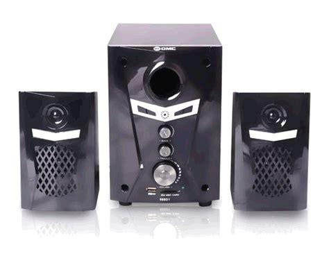 Dan Spesifikasi Speaker Gmc Terbaru harga speaker aktif gmc 888d1 terbaru