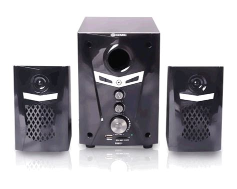 Speaker Aktif Gmc Bekas harga speaker aktif gmc 888d1 terbaru