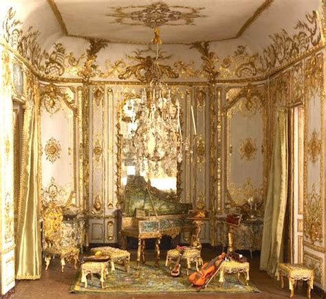 really rich decoration of baroque architecture at st baroque interiors dollhouse decorating