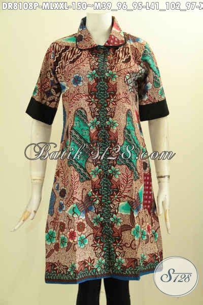 Baju Wanita Modis Keren model baju batik wanita dress modis dan keren pakaian