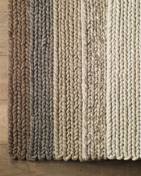wool braided rugs chunky braided wool rug