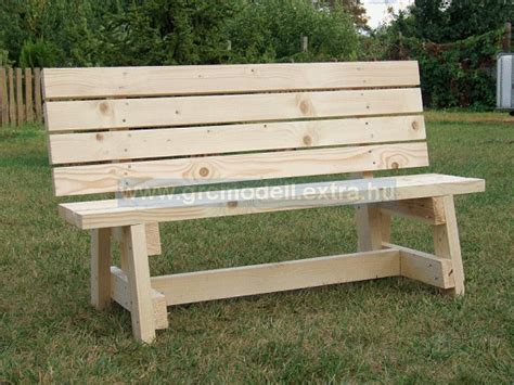woodwork outdoor bench seat design pdf plans