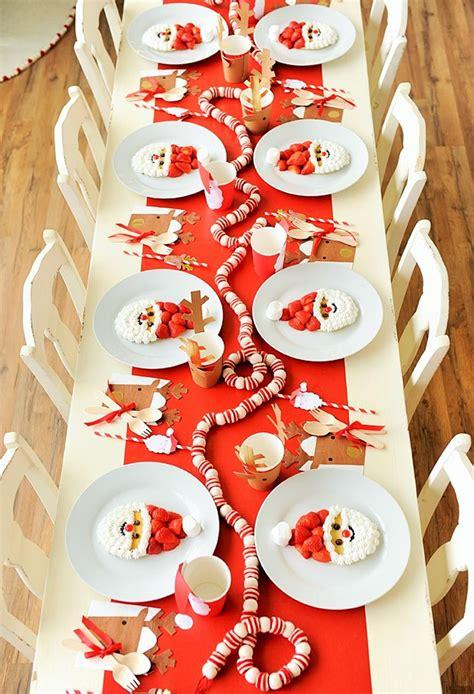 how to host a santa breakfast christmas pancakes