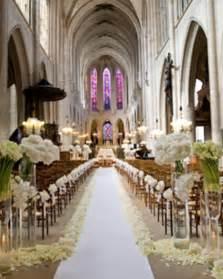 churches decorated for catholic church wedding decoration ideas decoration
