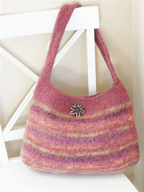 felted purse knitting patterns felted purse pattern knit bag pattern felted purse knitted