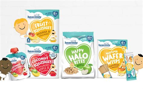Home Design Trends 2018 by Organic Children S Food Brand Heavenly Launches New