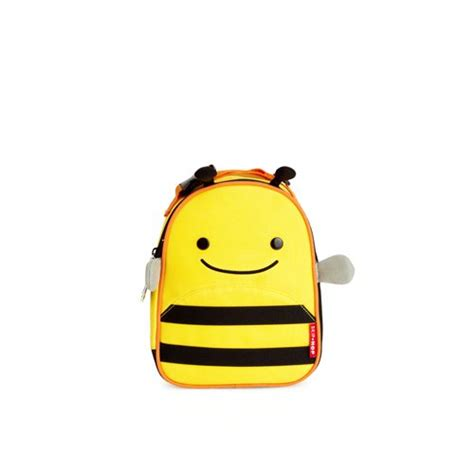 Skiphop Lunch Bag Bee subscription box swaps skip hop zoo lunchies bee