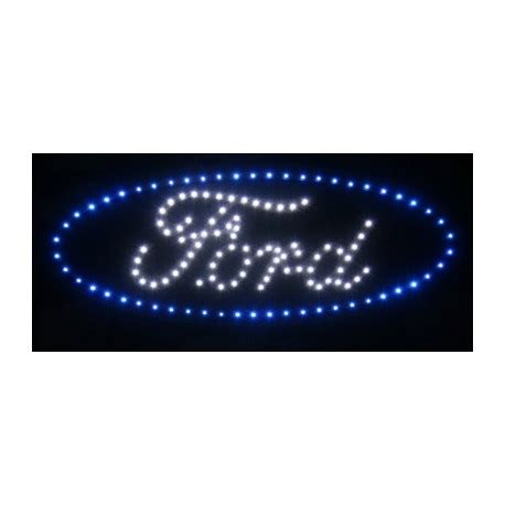 ford led sign diesel power  store