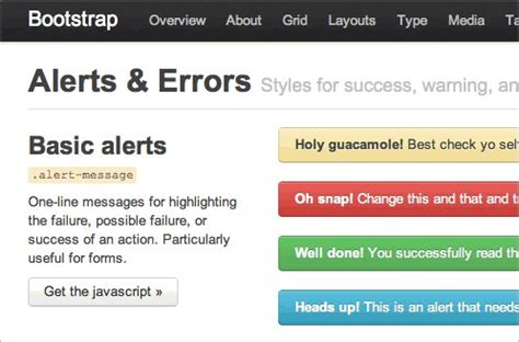 tutorial public bootstrap css and js toolkit from twitter bootstrap javascript