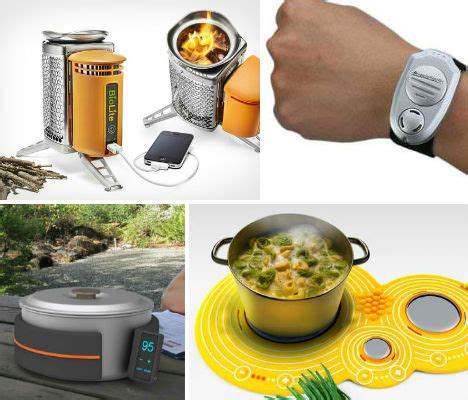 cool outdoor gadgets the future of cing 13 cool clever offbeat gadgets