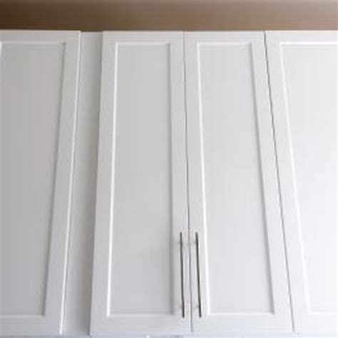 adding trim to cabinet doors 75 best images about making stock cabinets appear high end
