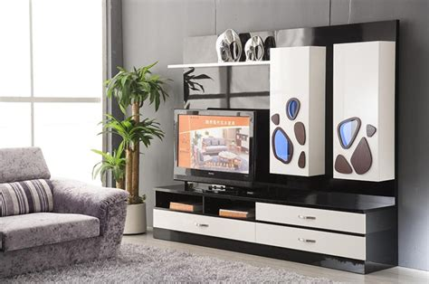 cheap wall units living room home furniture living room with wine cabinet lcd wooden tv wall units cheap modern tv table new