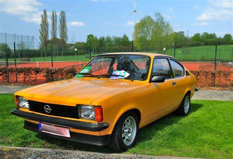 Opel Kadett C by Opel Kadett C Beim Oldtimertreffen Der Oldtimer Ig