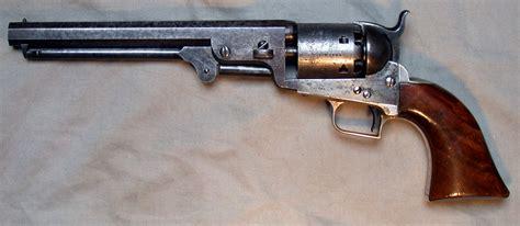 colt 1851 navy 36 cal early second generation colt 1851 navy revolver