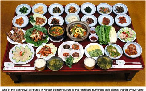 Traditional korean food   Cooking wise from all world