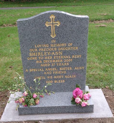headstone layout exles alver stones ǀ memorial stones ǀ gravestones portsmouth