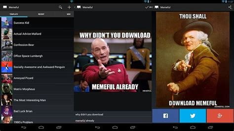 Best Meme Maker App - 10 best meme generator apps for android vondroid community