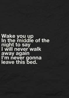 never gonna leave this bed lyrics 1000 images about lyrics on pinterest maroon 5 maroon