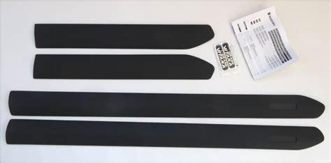 Suzuki Splash Accessories Autohaus F 252 Rst Onlineshop Side Moulding Trim Set In