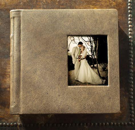Vintage Wedding Album Design by Out Of Africa Inspired Wedding Album 224 La Carte Albums