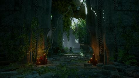temple of dirthamen da inquisition temple of dirthamen 2 dreamscene by droot1986 on deviantart