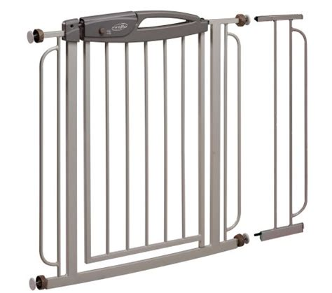 Cheap Discount Baby Swing Gate Evenflo Summit Pressure