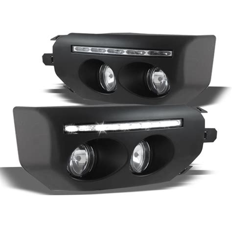 Fj Cruiser Fog Lights by Spyder 2007 2014 Toyota Fj Cruiser Fog Lights