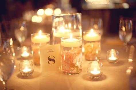 wedding reception with candles clodagh s 7 tips to help you decorate your wedding