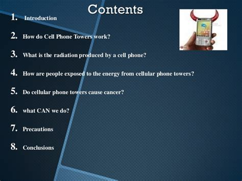 mobile phone hazards a presentation on hazards of cell phones