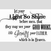 Matthew 5 : 16 - Faith Challenge - Scrapbooking