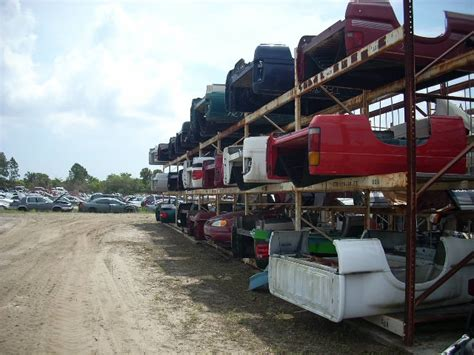 auto truck parts central florida wrecked vehicles