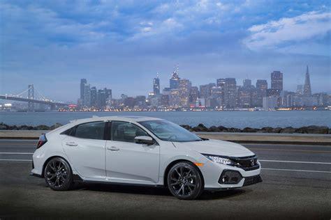 2017 honda civic hatchback drive incremental