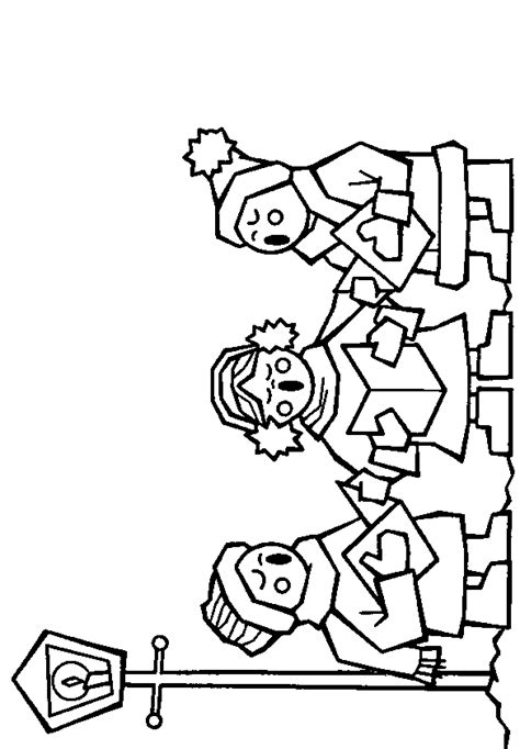 Carol Singers Colouring Pages Page 3 Cliparts Co Carol Coloring Pages