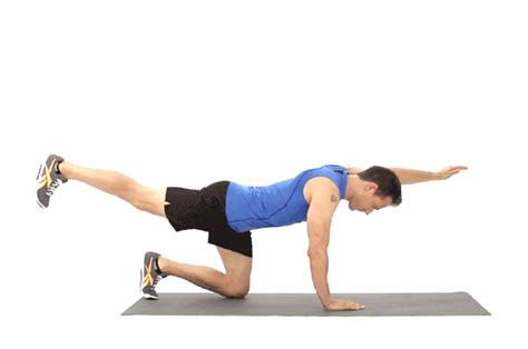 abdominal exercises that will not hurt your back livestrong