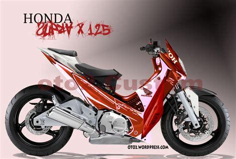 Spare Part Honda Supra X125 supra x 125 modif thailand holidays oo