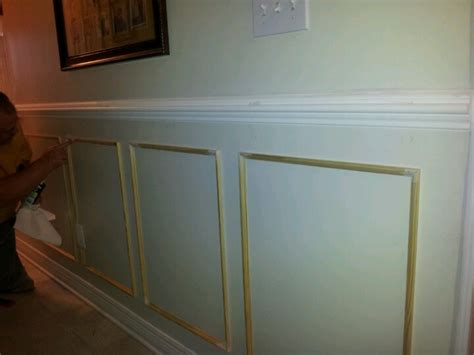 Wainscoting Frames picture frame wainscot for the home