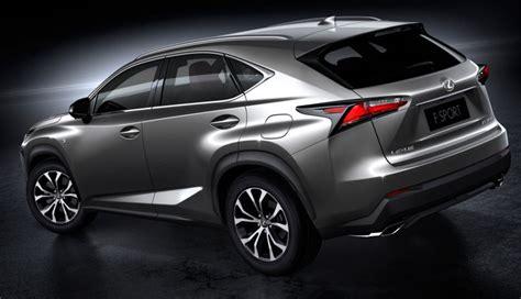 2014 lexus suv hybrid hybrid lexus nx 300h compact suv revealed