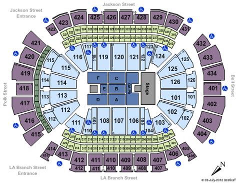 toyota center 3d seating chart eric church houston tickets 2016 eric church tickets