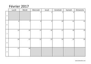 Calendrier 2017 1 Page Par Mois Imprimer Calendrier 2017 Gratuitement Pdf Xls Et Jpg