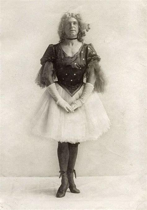 Men Dressed In Drag In The Victorian Era 25 Historical